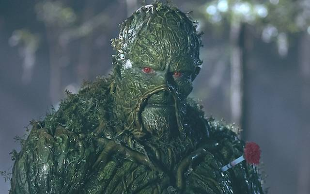 "Das ""Swamp Thing"""
